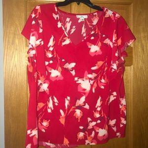 Halston blouse
